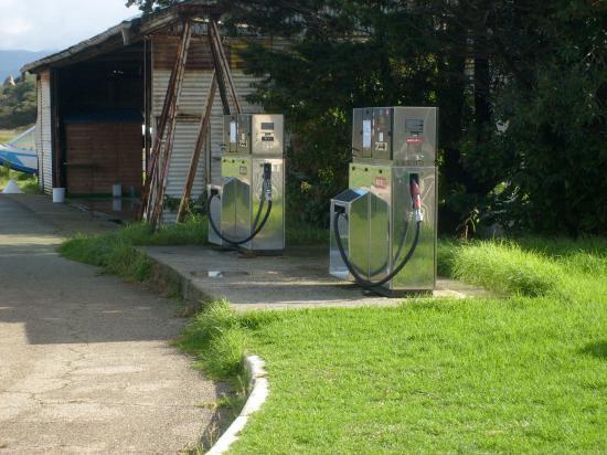 Carburant à disposition